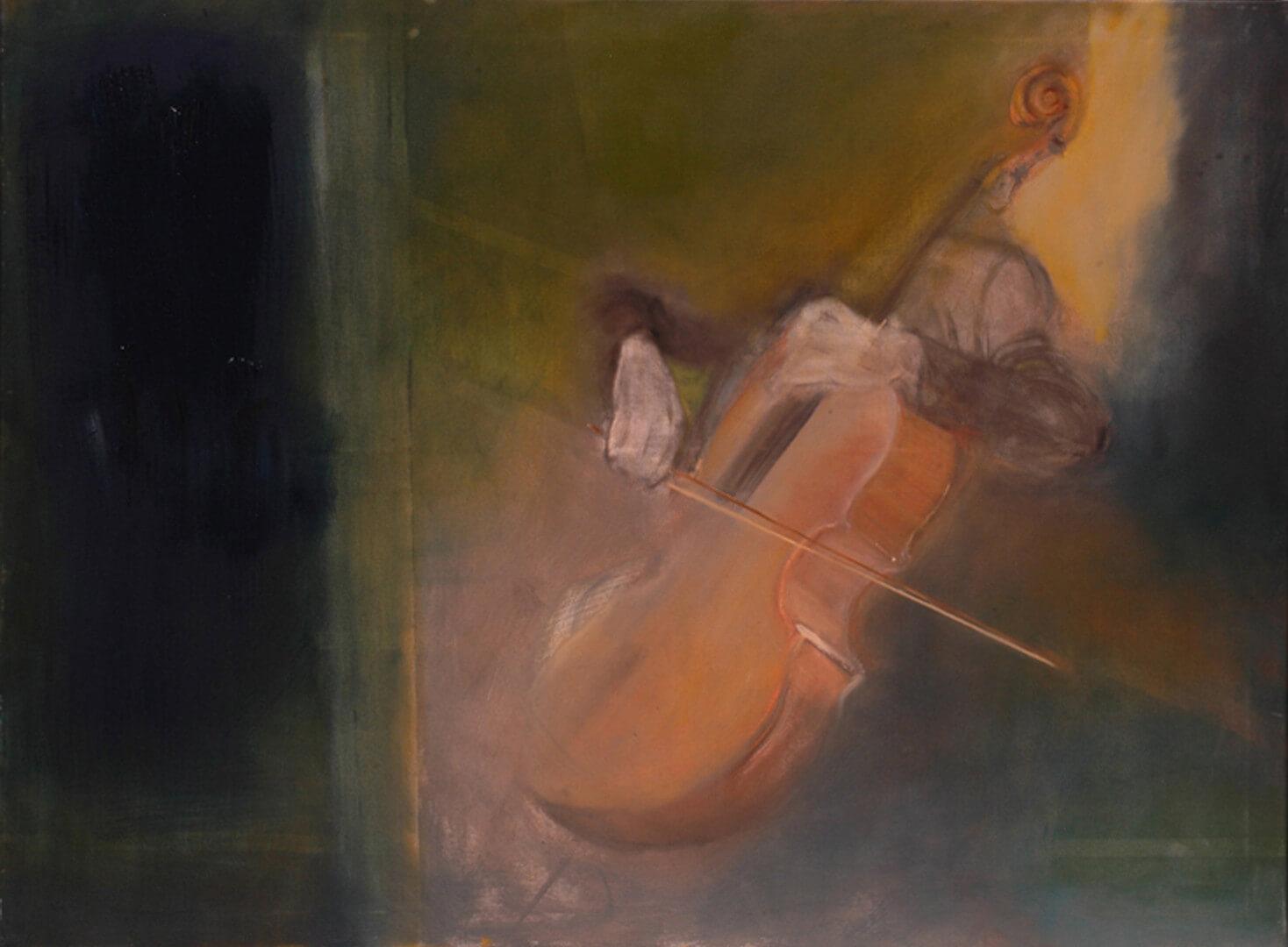 2006 - Oil on canvas. 97 cm. x 129 cm.