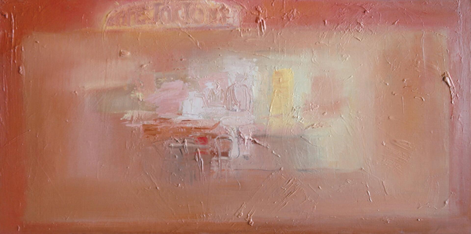 2007 - Oil on canvas. 60 cm. x 100 cm.