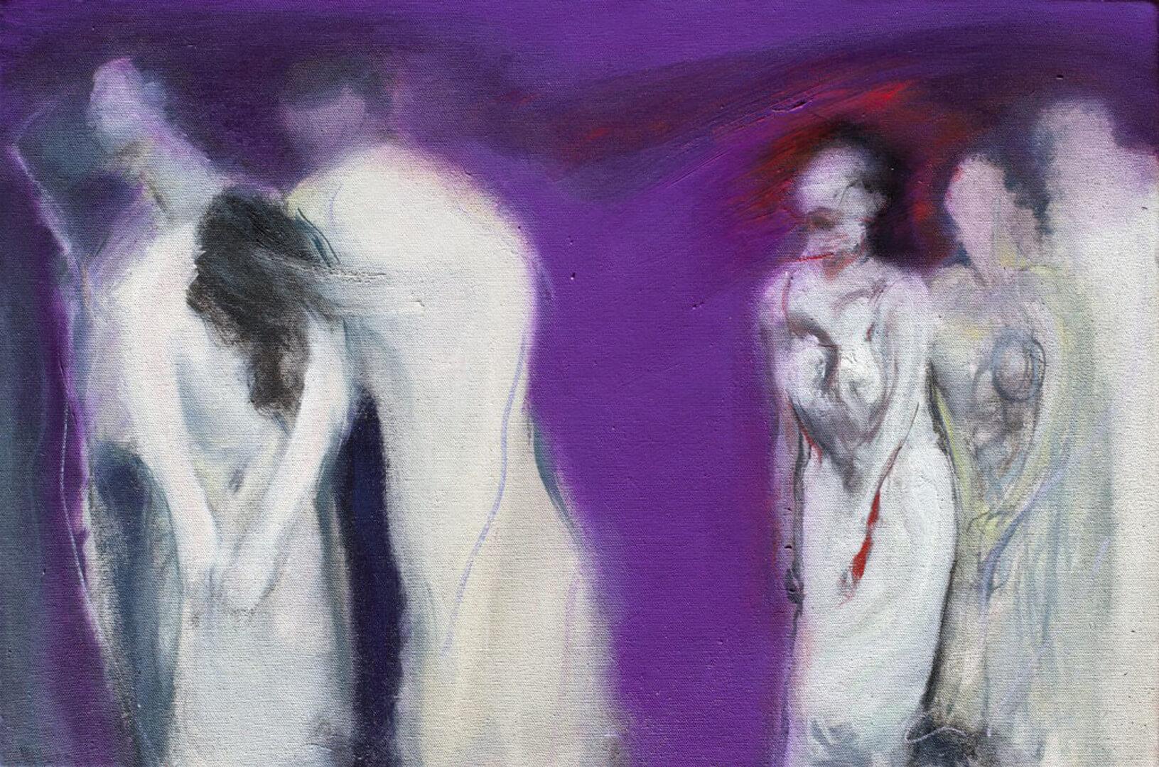 2011 - Oil on canvas. 50 cm. x 60 cm.
