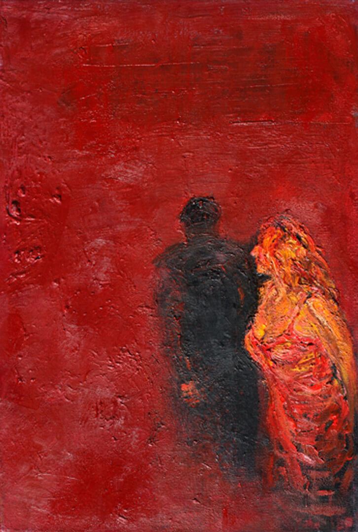 2007 - Oil on canvas. 60 cm. x 40 cm.