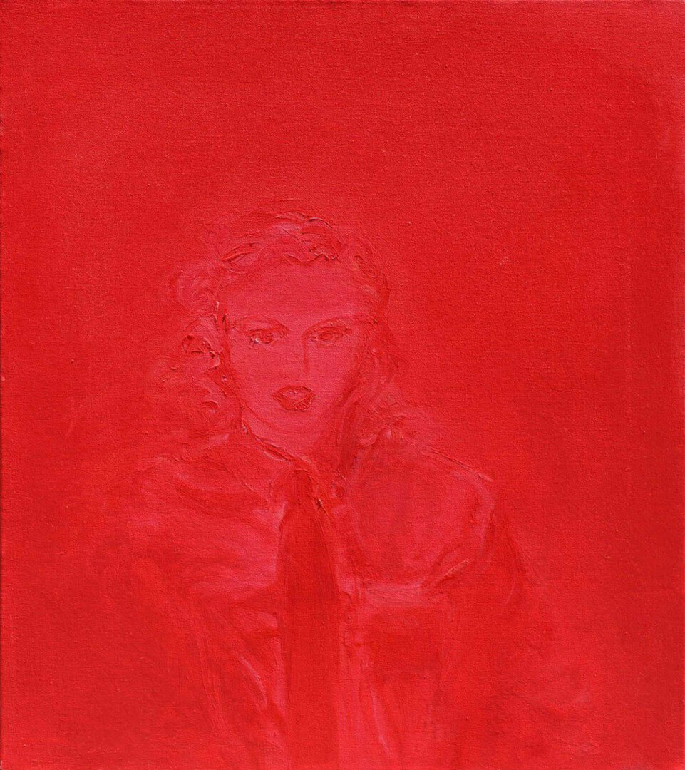 2009 - Oil on canvas. 150 cm. x 120 cm.