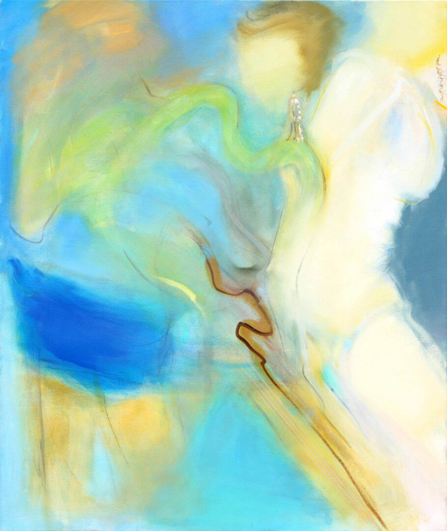 2009 - Oil on canvas. 120 cm. x 100 cm.