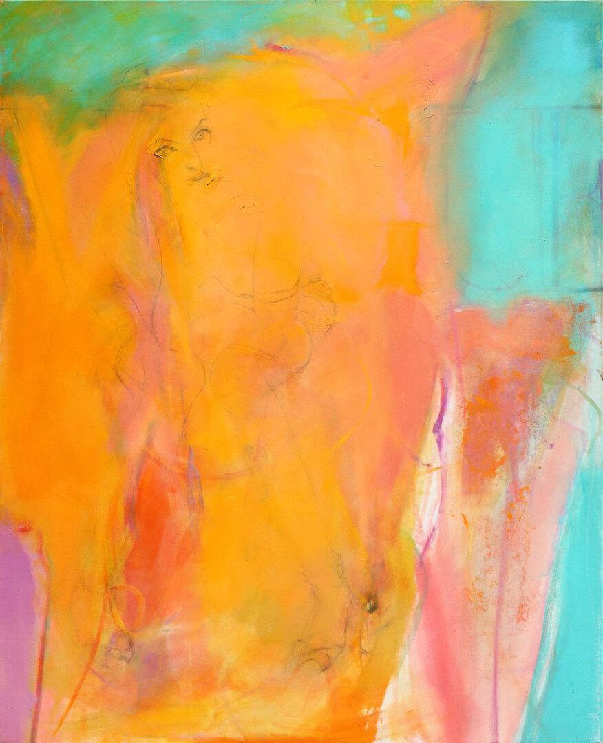 2009 - Oil on canvas. 120 cm. x 150 cm.