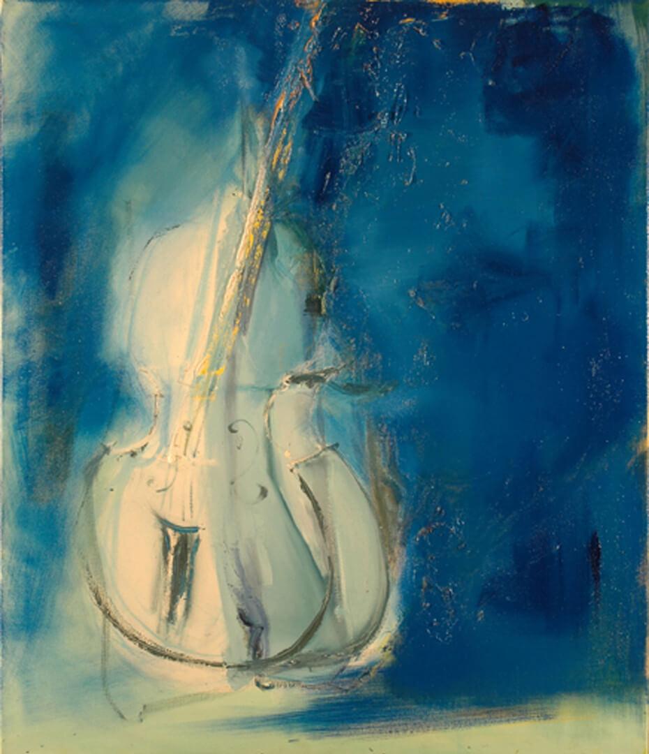 2005 - Oil on canvas. 100 cm. x 120 cm.