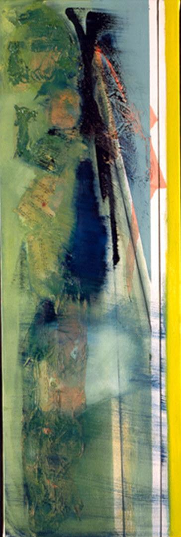 2005 - Oil on canvas. 120 cm. x 140 cm.